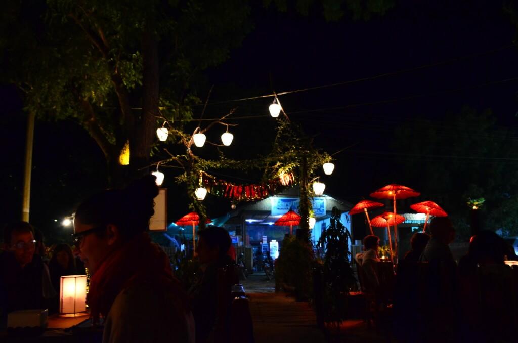 バガン(ニャウンウー)の食事!ニャウンウーなら、ローカル屋台に日本食、ツーリストレストランあり!