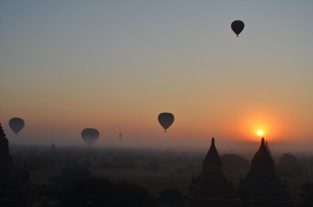 まとめ ミャンマーを観光するには時間がかかるけど1週間でも主要都市は周れます