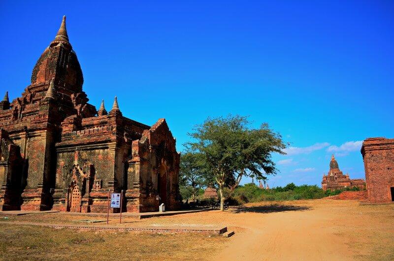 バガン遺跡 ミャンマー 寺院 パヤー