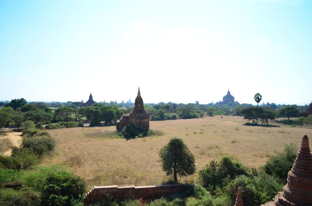 ミャンマーのバガン遺跡とは?観光方法やどこに各遺跡やみどころがあるか?