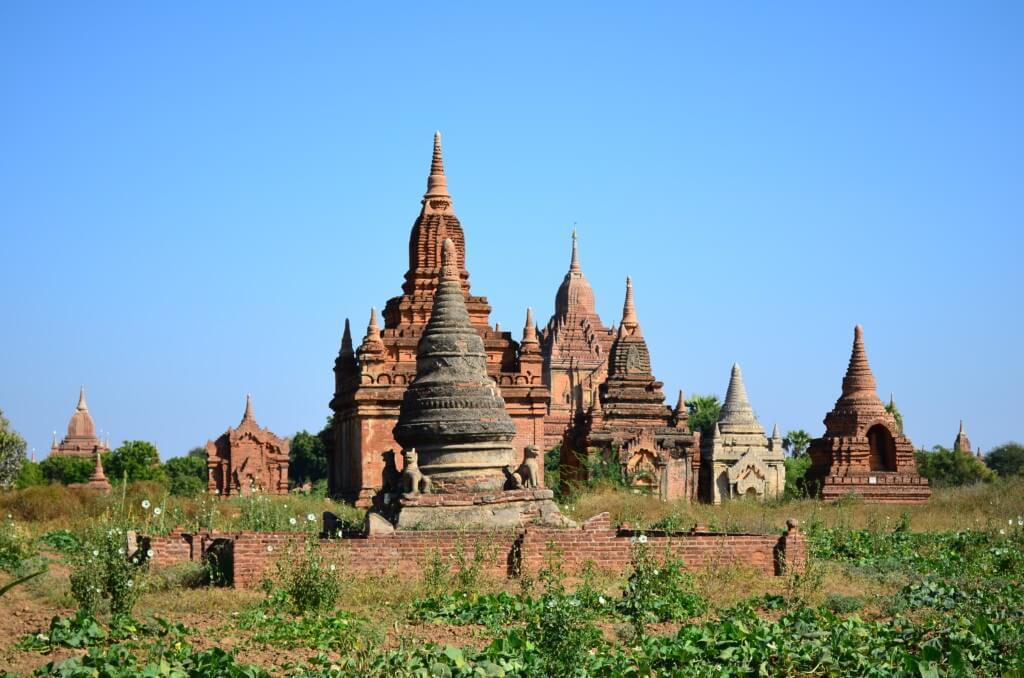 ミャンマー・バガン遺跡群観光!その壮大で数々ある魅力たっぷりのパゴダとは?