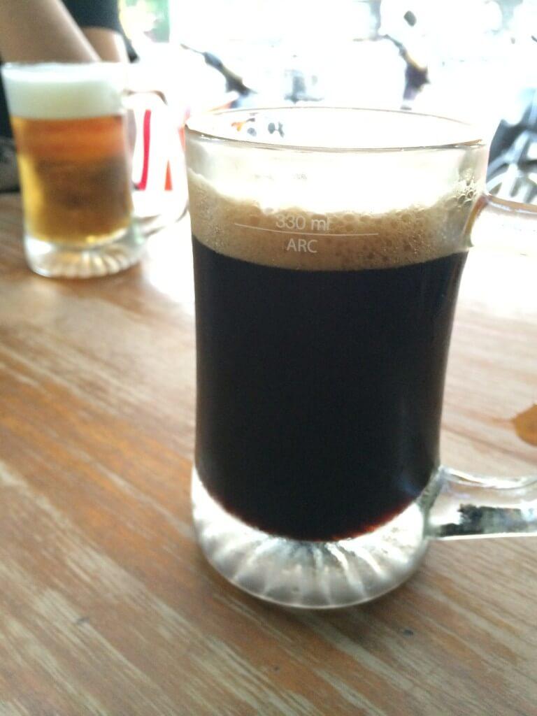ニャウンシュエ ミャンマー 生ビール 黒生ビール