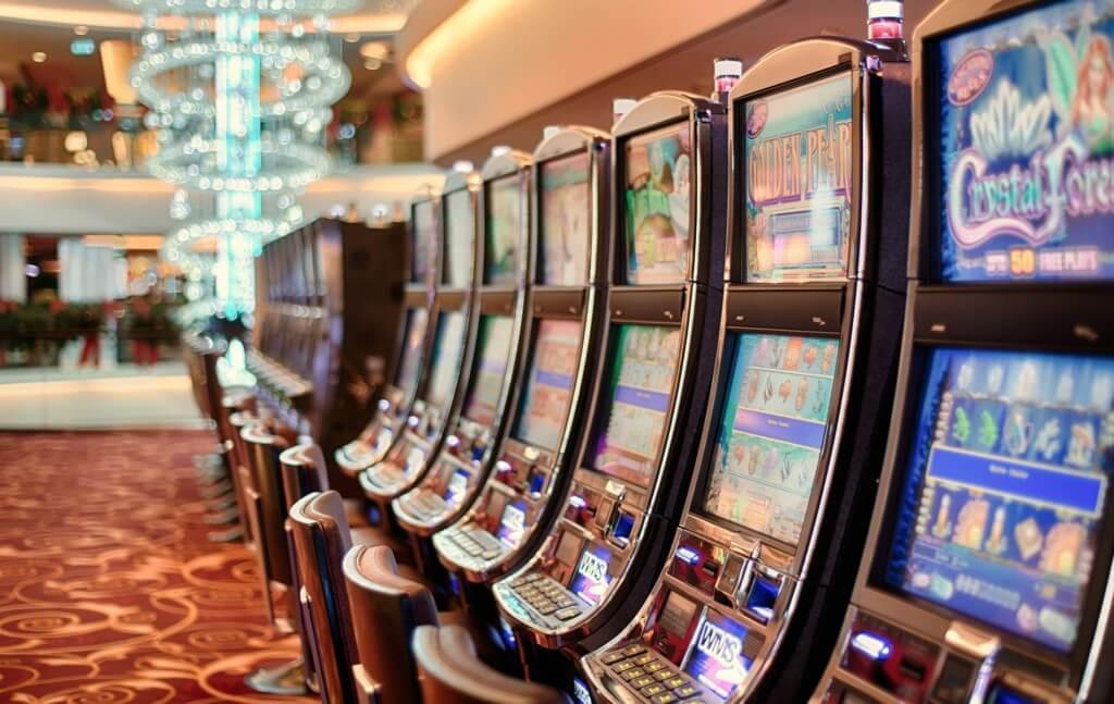 セブ島のカジノでマシンゲーム系の種類やレート、遊び方