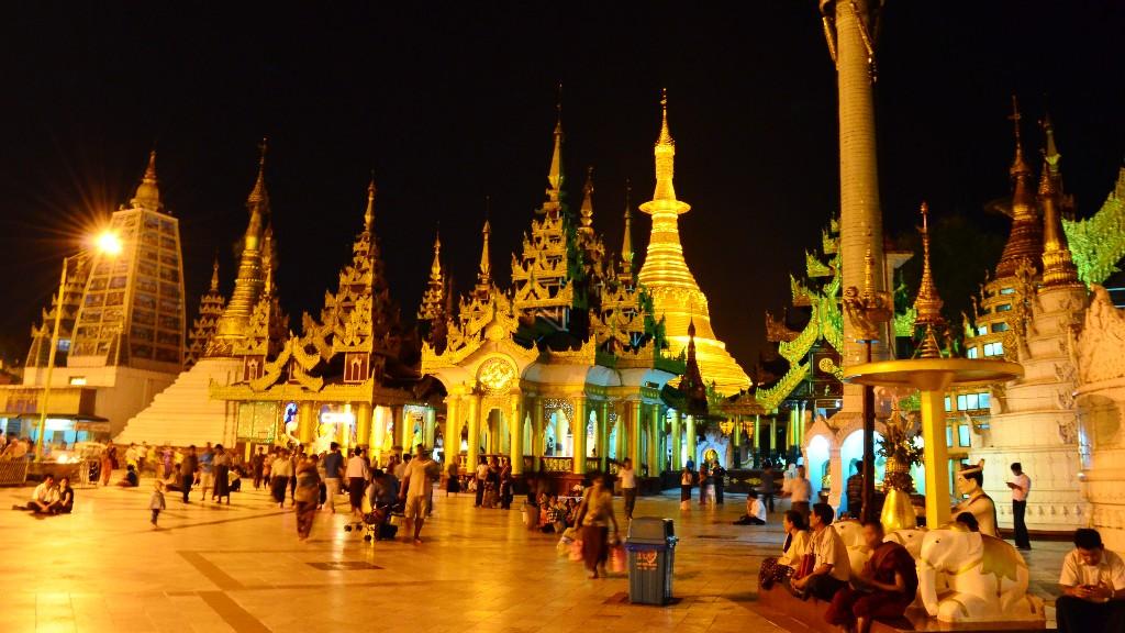 イッテQでミャンマーにイモトが行っていたミャンマー観光の魅力とは?