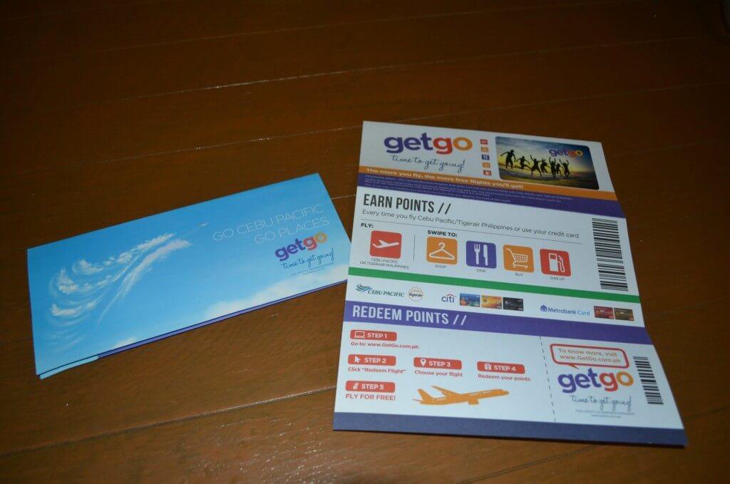 まとめ 日本からフィリピンの安い航空券はセブパシフィック航空のプロモで「GetGo」会員で予約しよう!