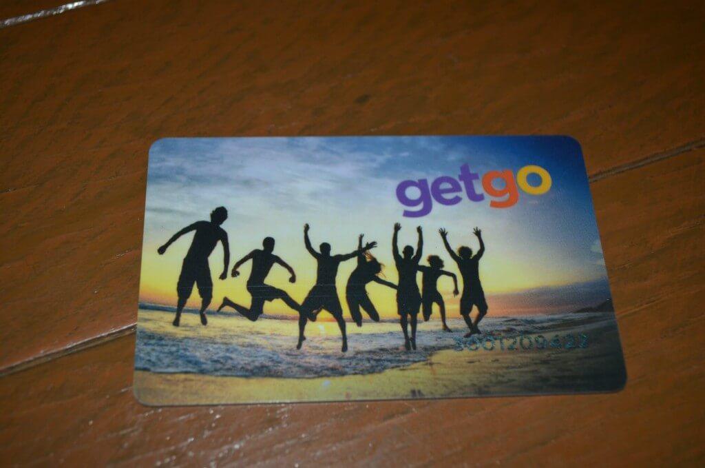 GetGoの必要事項を入力!メンバーズカードをセブパシフィックオフィスで貰っていたら忘れずに入力!