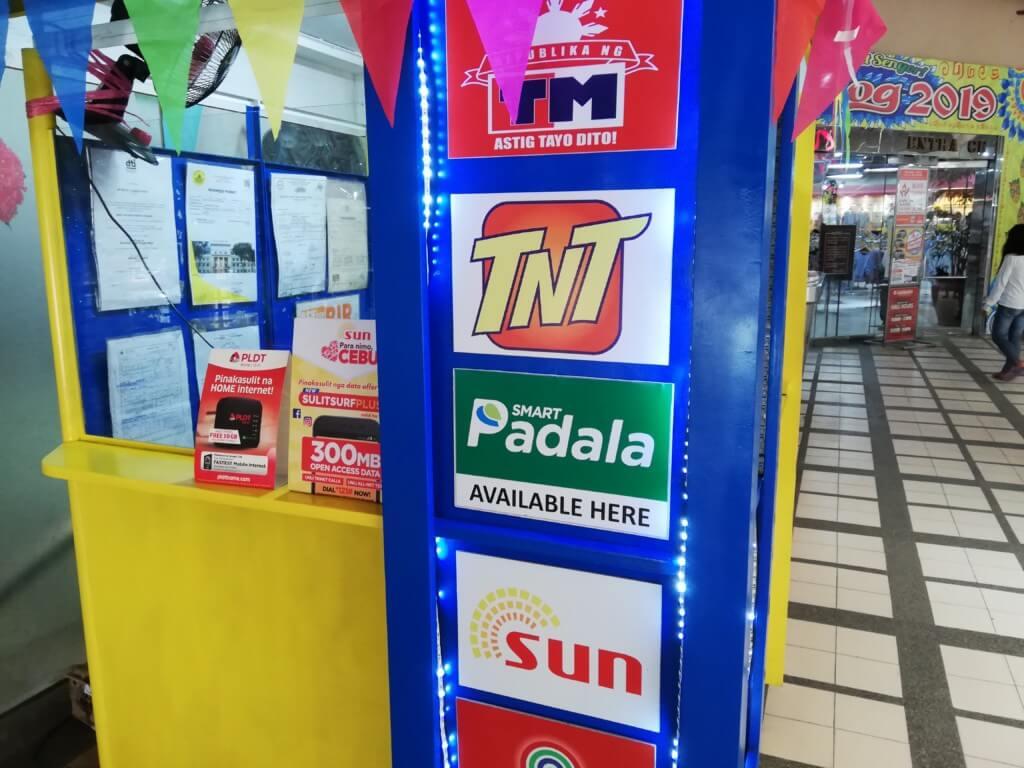 フィリピンのSIMは何があってどこで買える?