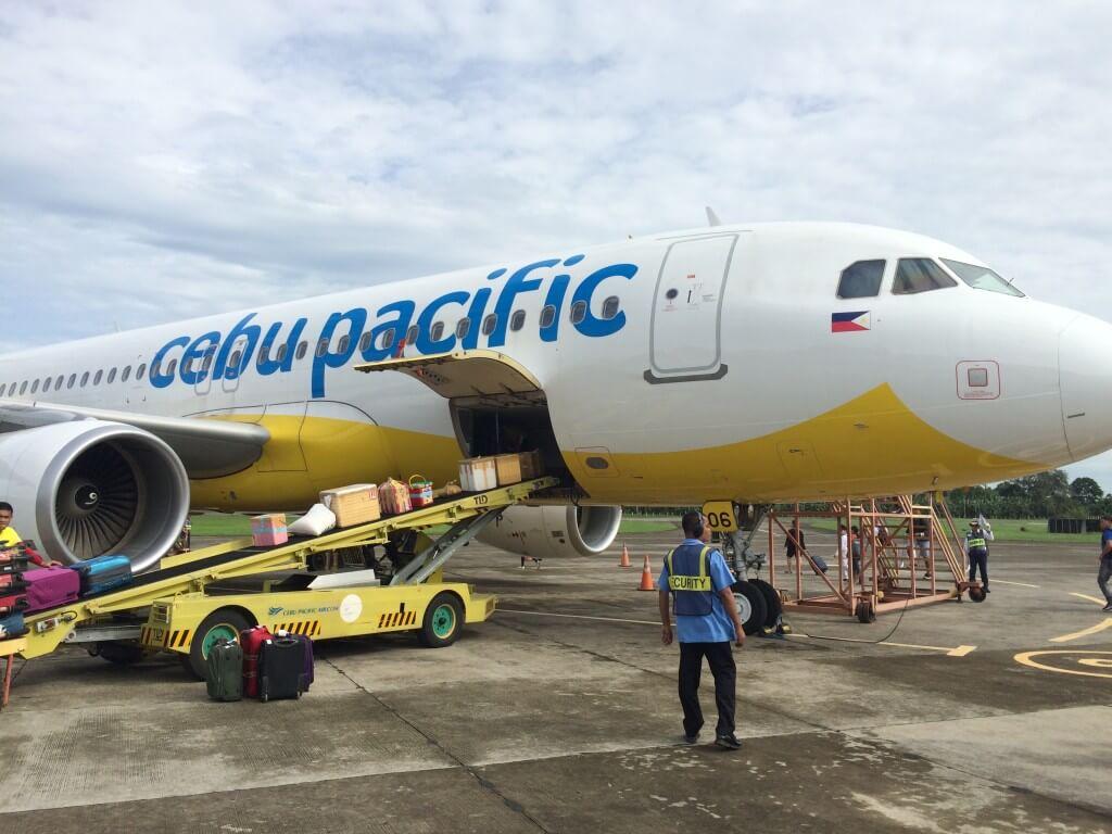 LCC セブパシフィック 格安航空 フィリピン