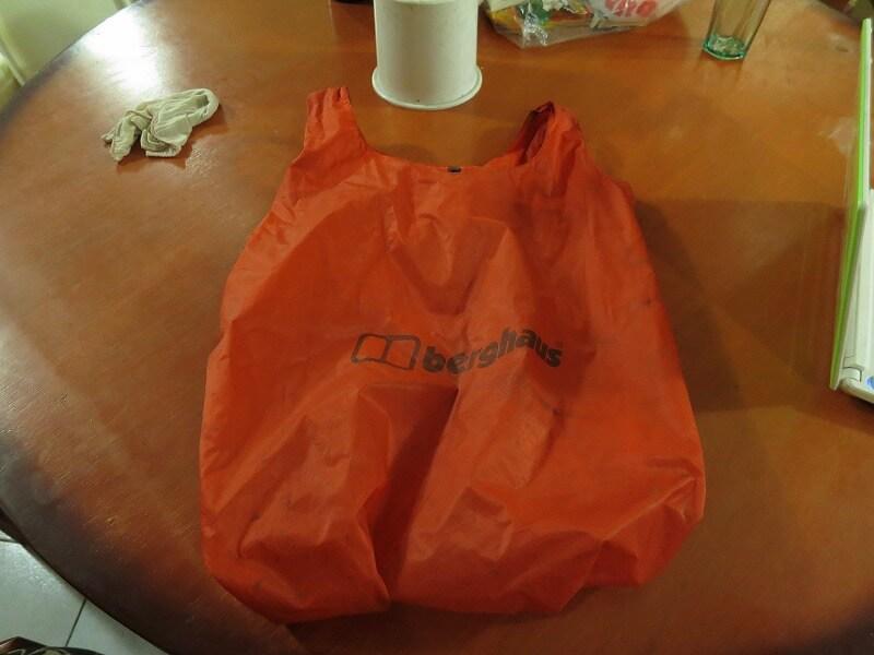 エコバック(収納買い物袋)は世界一周・海外旅行で節約できる持ち物