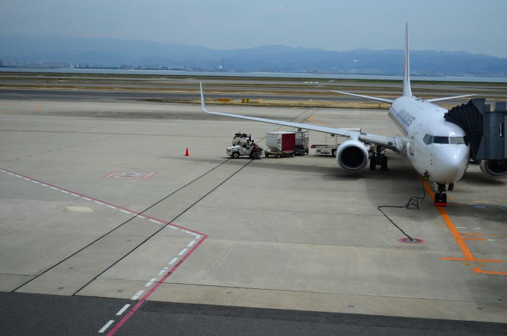 台湾旅行!関西国際空港からトランスアジア航空で台北に無事着ける?機内食は?