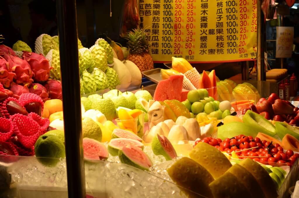 台湾旅行はグルメ・食べ物は?台湾の夜の観光は台北で一番大きい士林夜市(しりんよいち)へ!