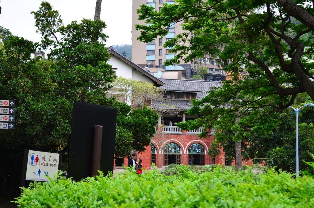 台北の北投温泉郷から始まった