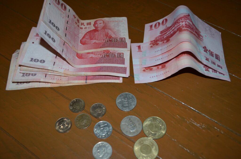 台湾元(ドル)の両替は桃園空港でしてもいい?ATMはある?
