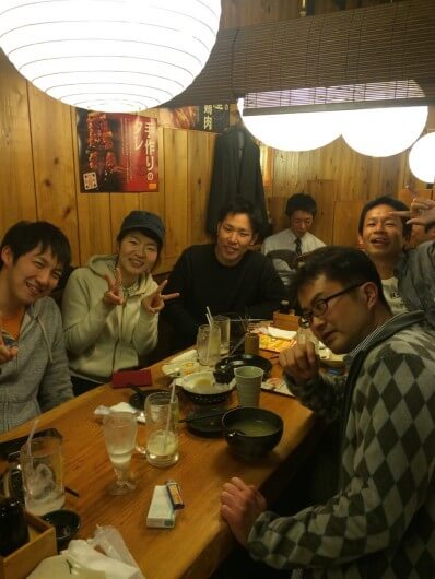 大阪の関西国際空港に行くならば、世界一周旅友達に再会しないとね!