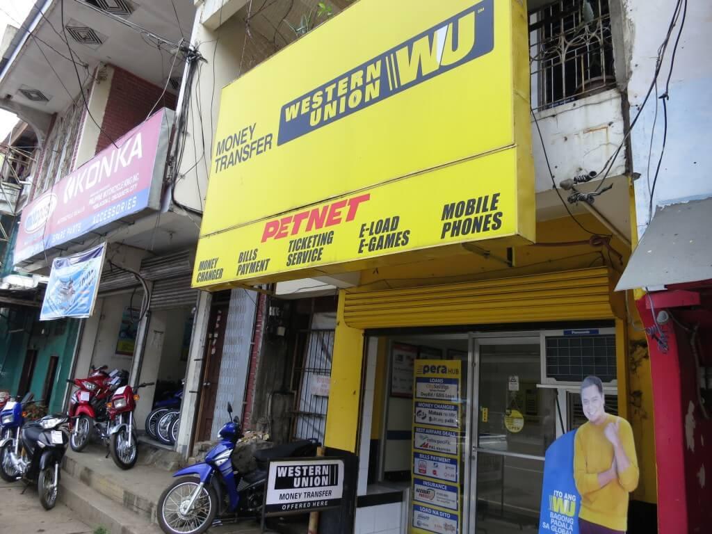 ウエスタンユニオン(Western Union)は海外送金で超有名です