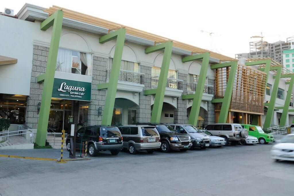 Laguna Gorden Cafe(ラグーナ ゴールデン カフェ)