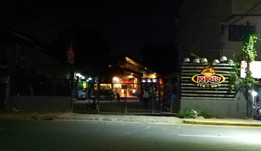 KKD STK+BBQはセブ島グルメでライブバンドミュージックも聞ける安いフィリピン料理レストラン