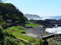 屋久島の湯泊温泉は海に面した混浴温泉で水着不可だということは?実際に行って確かめたよ