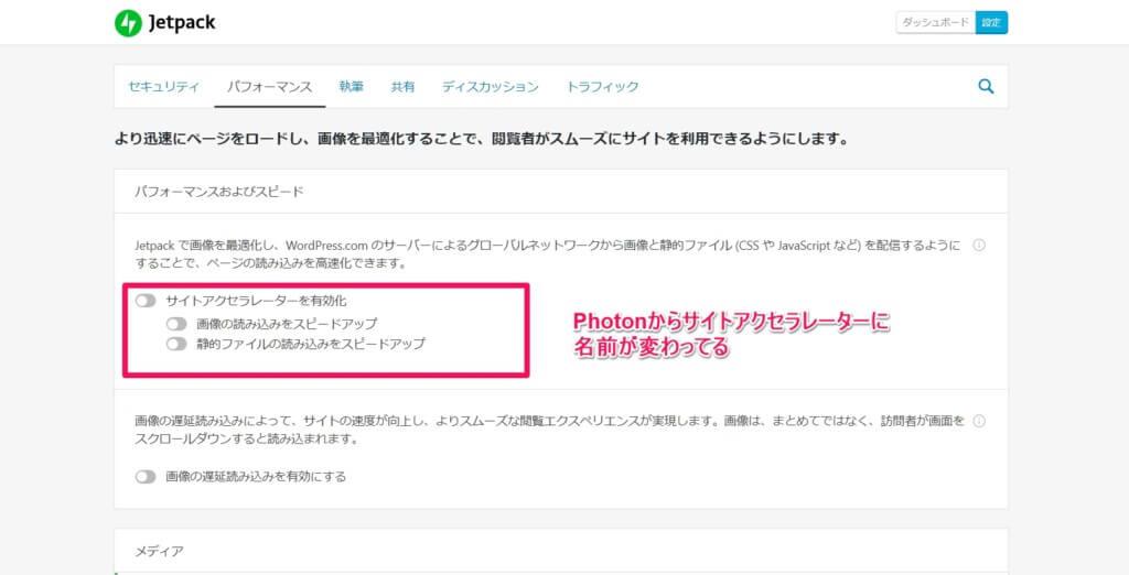 WordPressプラグインのJetpackのサイトアクセラレーター(旧Photon)の影響とデメリット