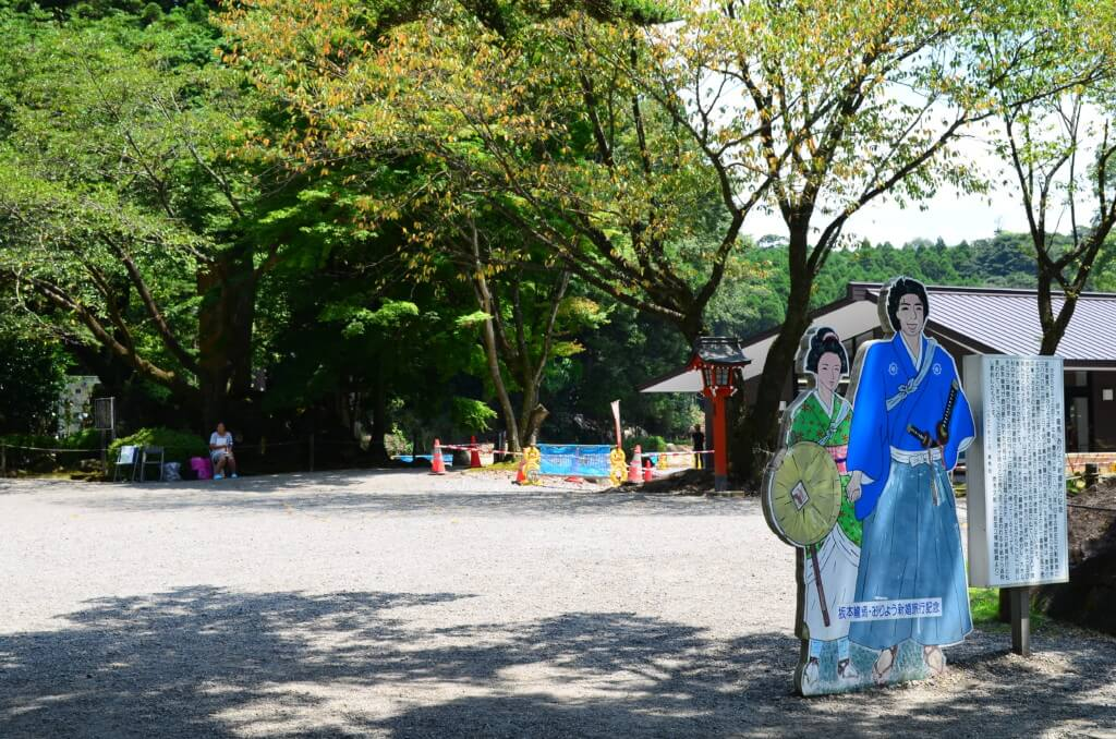 坂本龍馬とお龍が訪れた霧島神宮は?本殿でおみくじに、龍馬の見た「樹齢800年のご神木」は偉大!