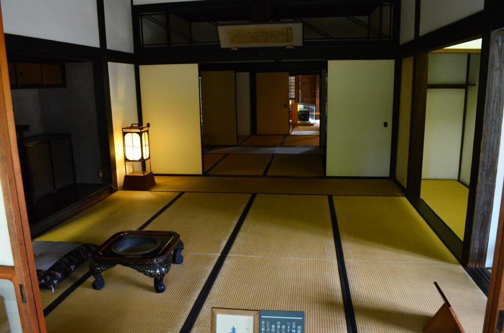 熊本 細川刑部邸