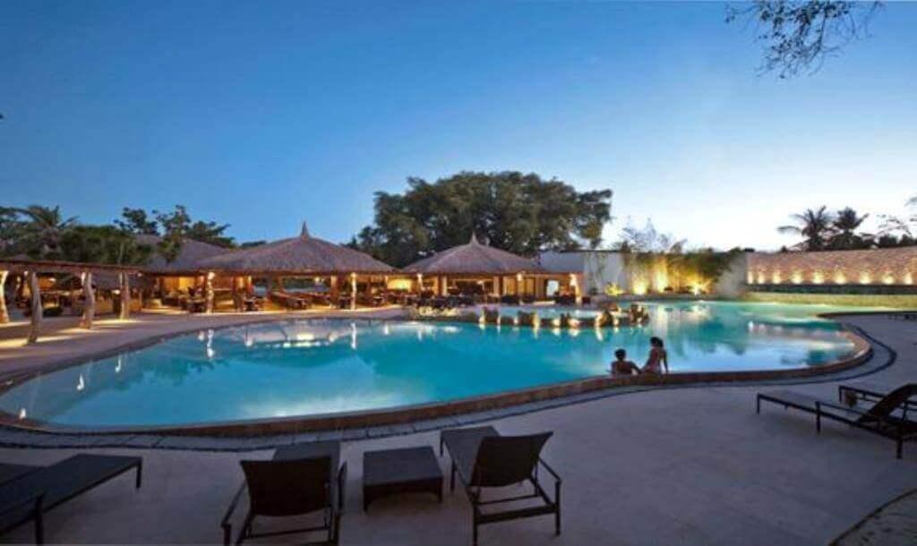 ブルーウォーター・マリバゴ・ビーチリゾート(Bluewater Maribago Beach Resort)はビーチ沿いにコテージがあるセブ島のリゾートホテル