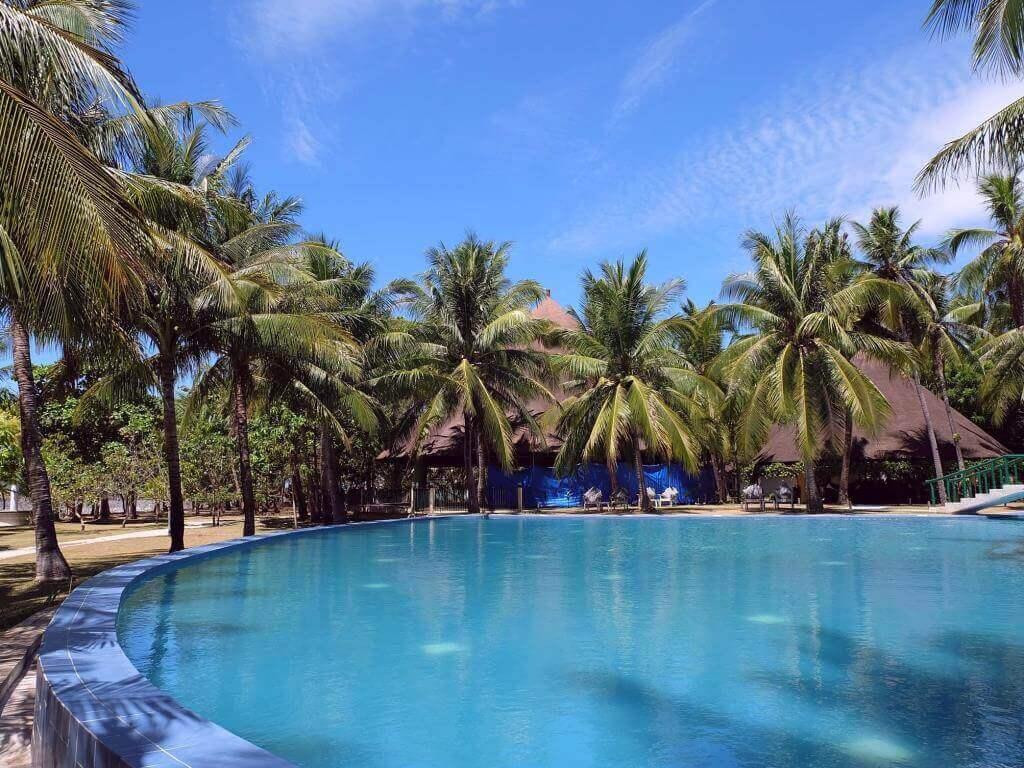 コルドバ・リーフ・ビレッジ・リゾート(Cordova Reef Village Resort)は騒から離れた静かなビレッジタイプのセブ島のリゾートホテル
