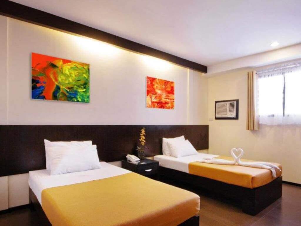 グランティエラスイーツ(Gran Tierra Suites)は静寂な場所でキレイで格安のホテル