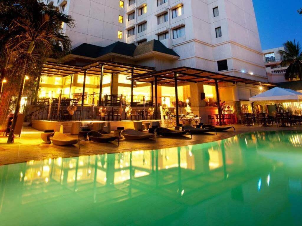 セブシティマリオットホテル(Cebu City Marriott Hotel)はセブ島のWiFiが爆速な5つ星ホテル