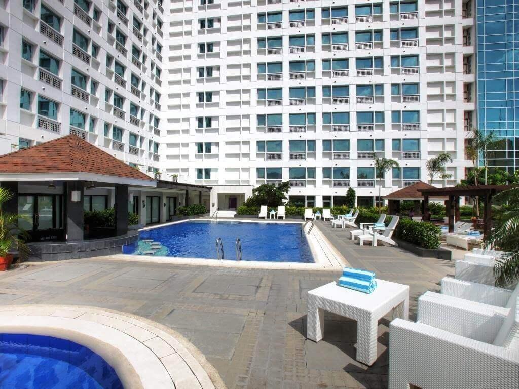 クエストホテルカンファレンスセンターセブ(Quest Hotel&Conference Center Cebu)の夕食ビュッフェは最高