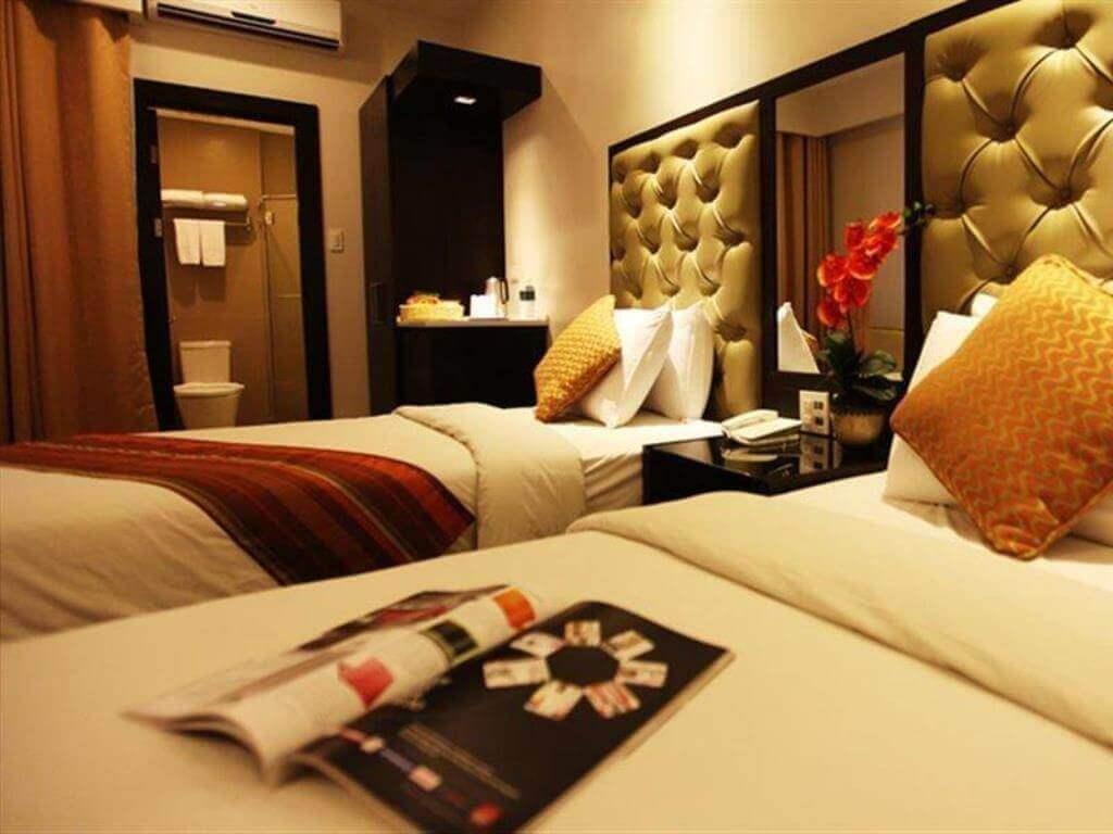 キャッスルピークホテル(Castle Peak Hotel)はセブシティでNo1のコスパのホテル
