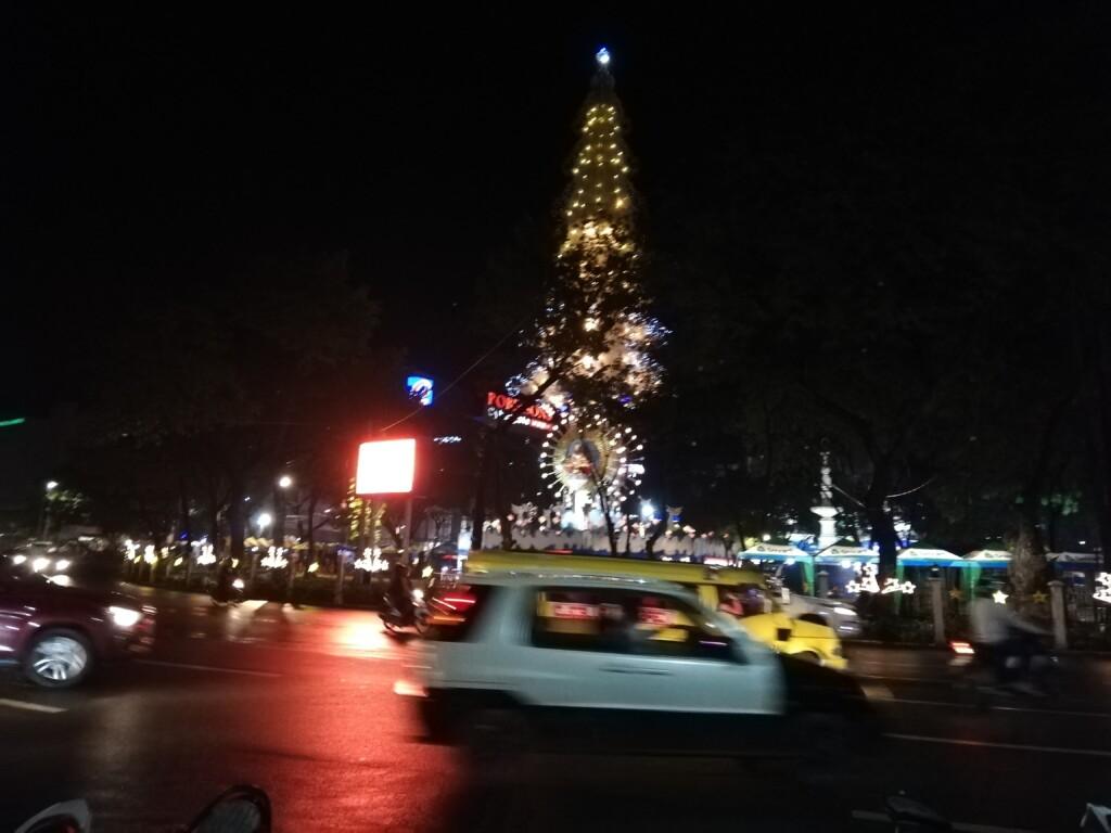 フィリピンでは9月(September)からクリスマスが始まっている