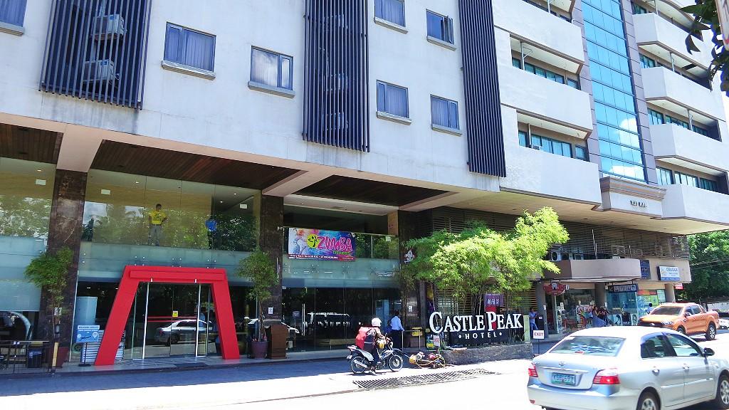 キャッスルピーク ホテルはセブ島でコスパNo1!バーで寛げるその魅力とは?