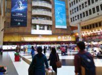 台北駅のコインロッカーの場所は?最強パワースポットの龍山寺に華西街観光夜市を紹介するよ