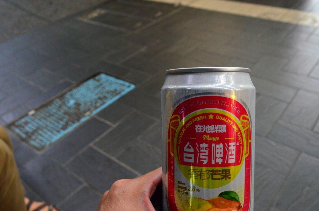 台湾・台北 お土産 フルーツビール
