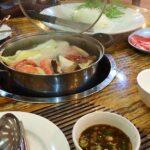 セブ島のラッキーボウルとレッドハウスは野菜不足を解消できる台湾火鍋(ホットポット)だよ