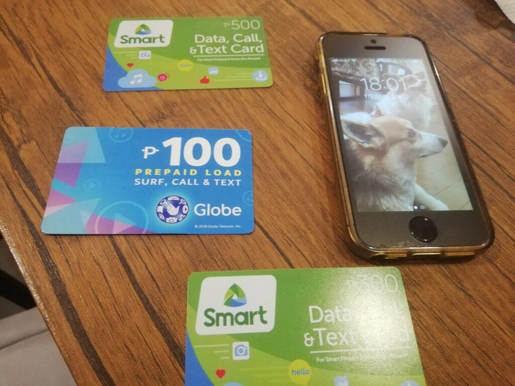 まとめ SMARTとGlobeのSIMを使いこなしてスマホをフィリピン国内で自由に優雅に操れる