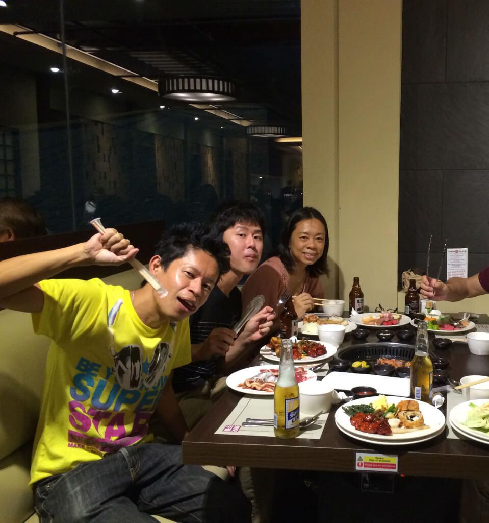 Tokyo Table CityTimesquare CEBU