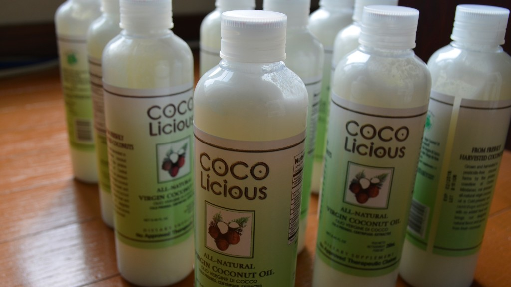 COCO Licious Virgin Coconut Oil(バージンココナッツオイル)の効果や使い方について説明するよ