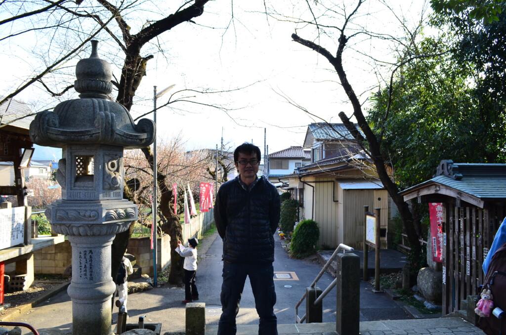 あの花聖地巡りの定番「定林寺」は秩父寺巡礼をされている方も訪れます!