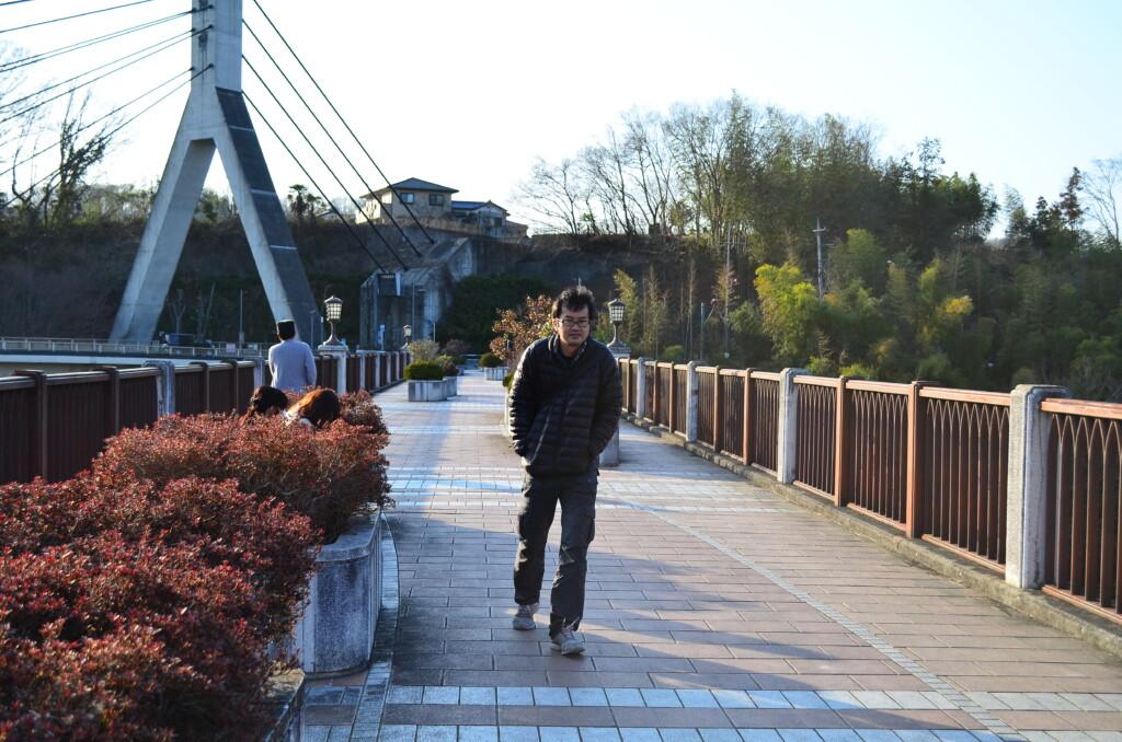 あの花最大の聖地巡礼ポイントの旧秩父橋