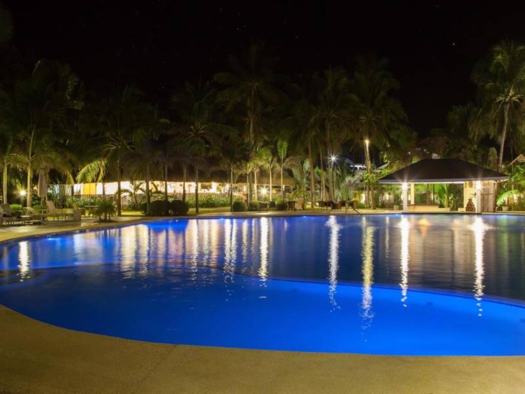 カモテス島No1のホテルのマンゴドロンパラダイスリゾート(Mangodlong Paradise Resort)