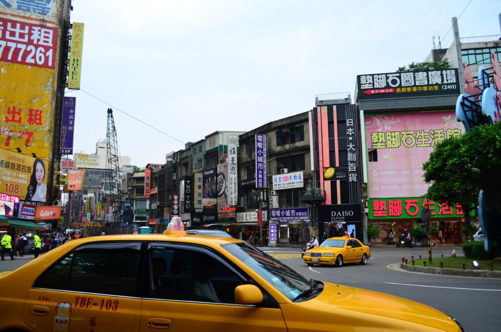 台湾の桃園市(タオユン)の中歴(Zhongli ジョンリー)を観光するよ