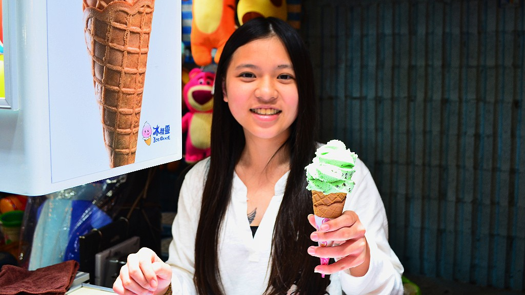 桃園の最大の中壢観光夜市の魅力は台湾人の優しさ!今日の美女コーナー復活です