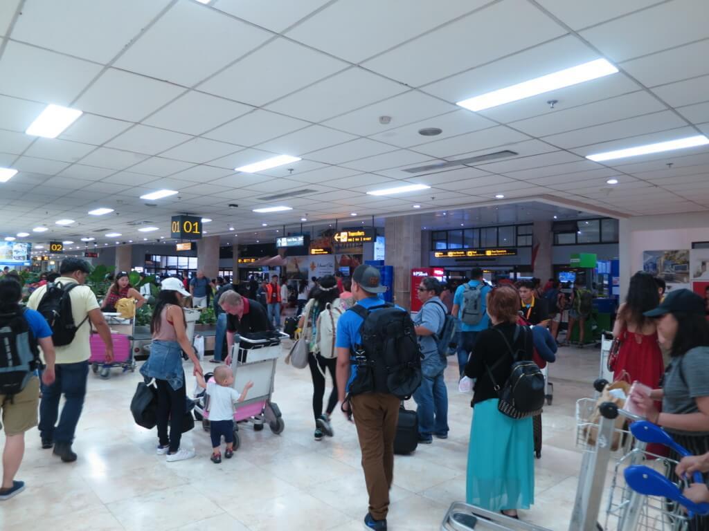 【タクシー】セブのマクタン国際空港から市内の行き方は?