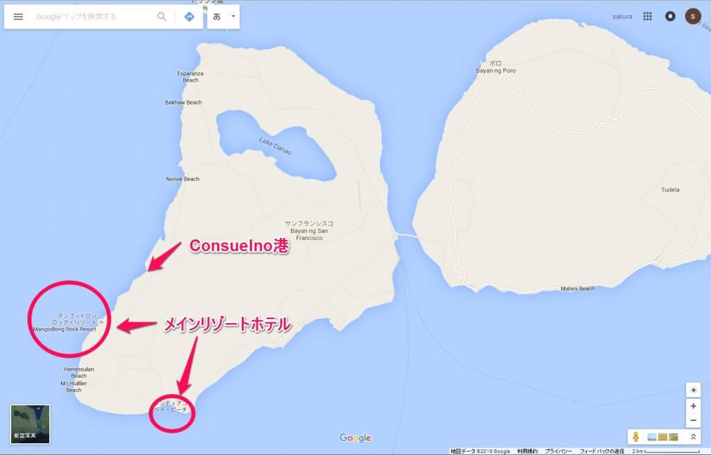 カモテス島のおすすめリゾートホテルはどこに宿泊するのがいい?