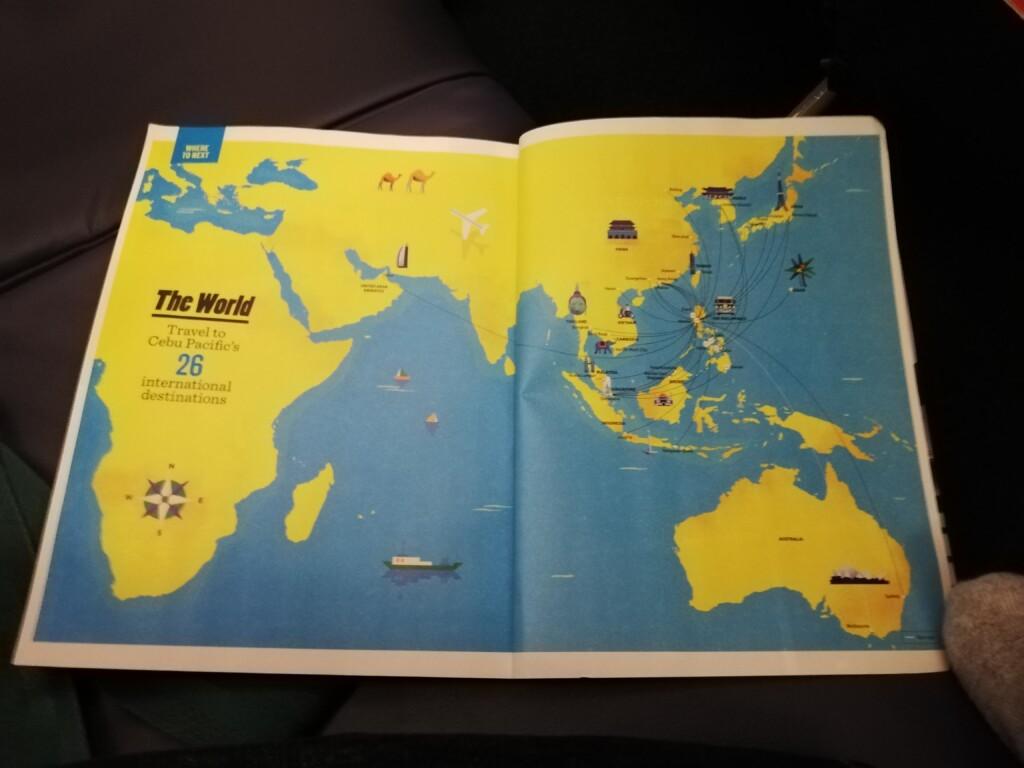 日本から直行便でのセブ島の行き方・アクセスで安い航空券や航空会社、LCC
