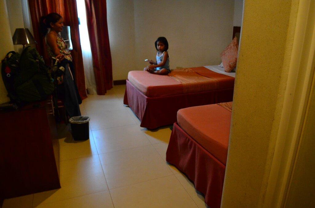 ミンダナオ島のオザミスのホテルで一番いいロイヤルガーデンホテルオザミスシティ(Royal Garden Hotel Ozamiz City )