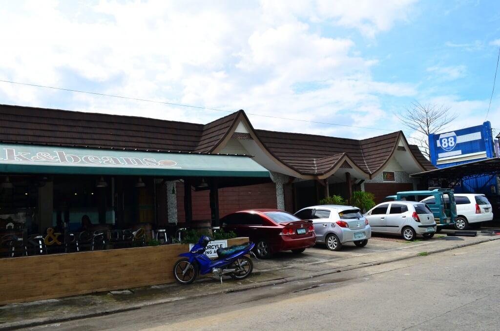 ミンダナオ島のオザミスのマッサージはヌアッタイマッサージ(Nuah Thai Massage)とタイボランマッサージ(Thai Boran Massage)の2店舗