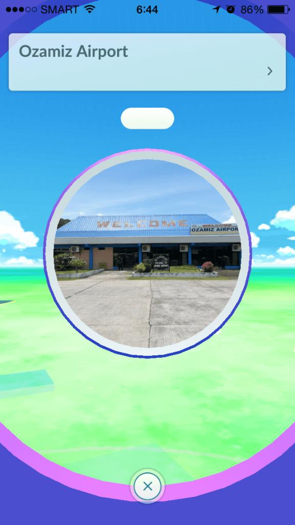 フィリピン ミンダナオ島 オザミスでみた「ポケモンGO」!日本の田舎以上に・・・不利やん(笑)
